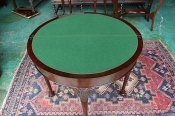 イギリスアンティーク家具 コンソール/ゲームテーブル