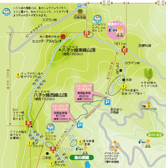 トレッキングマップ1