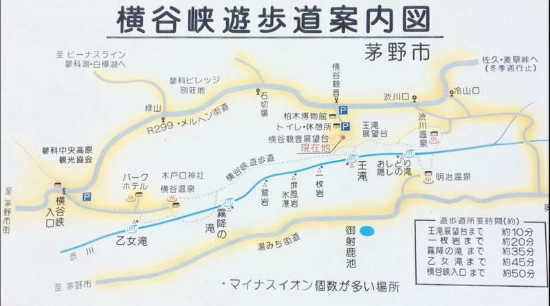 横谷マップ
