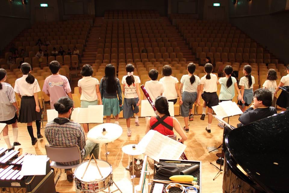 あすは「にじいろの歌声(横浜都筑公会堂)」ご来場お待ちしております(横浜は晴れ予報)