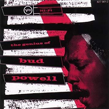 Bud Powell the genious of Bud Powell