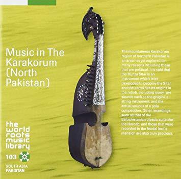 Karakorumu sanchi no ongaku
