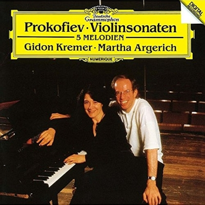 Prokofiev_ViolinSonata_Kremer Arerich
