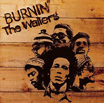 The Wailers Burnin'