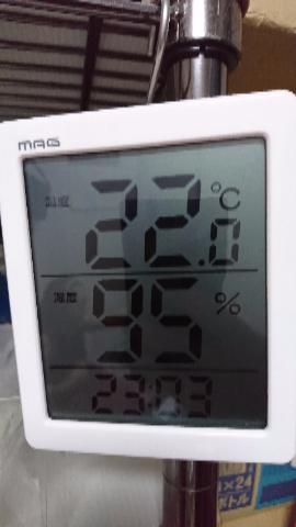 温度計11月17日
