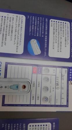 テルメウイルス検査