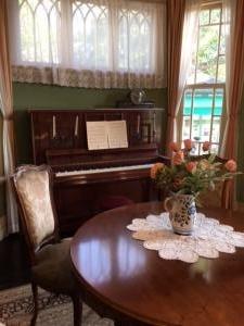萌黄の館のピアノ