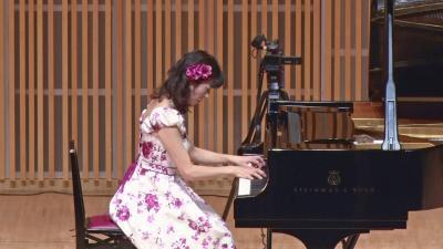 講師演奏ピアノソロ