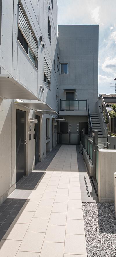 コーポラティブハウス成城学園前2