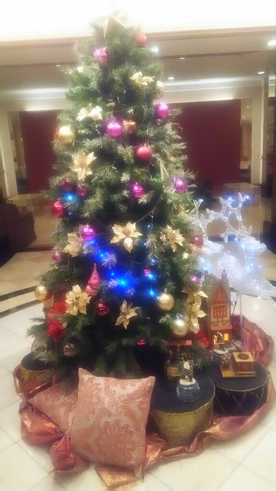 クリスマスツリー浜松
