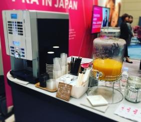 東京ビッグサイト 国際会議 国際展示 学会 ケータリング 出張カフェ