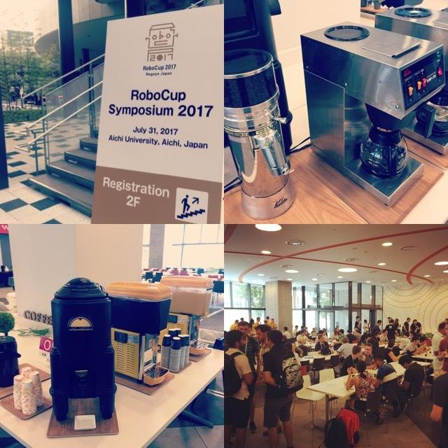 愛知大学 国際会議 シンポジウム Coffeebreak ケータリング