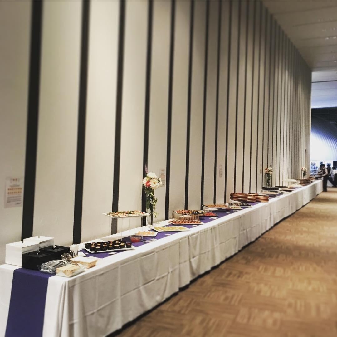 日本科学未来館 国際会議 Welcome Reception