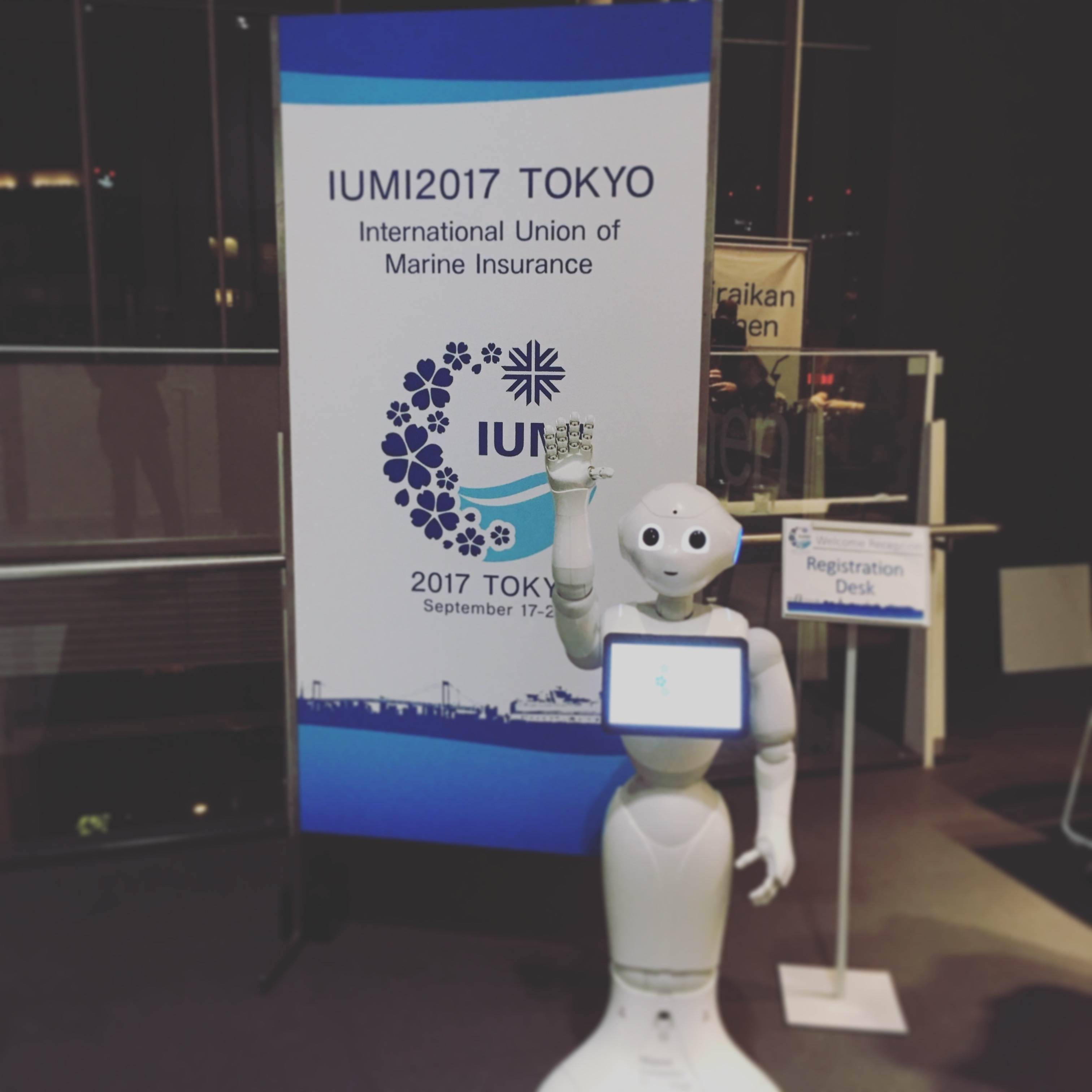 国際会議 日本科学未来館 東京 パーティー