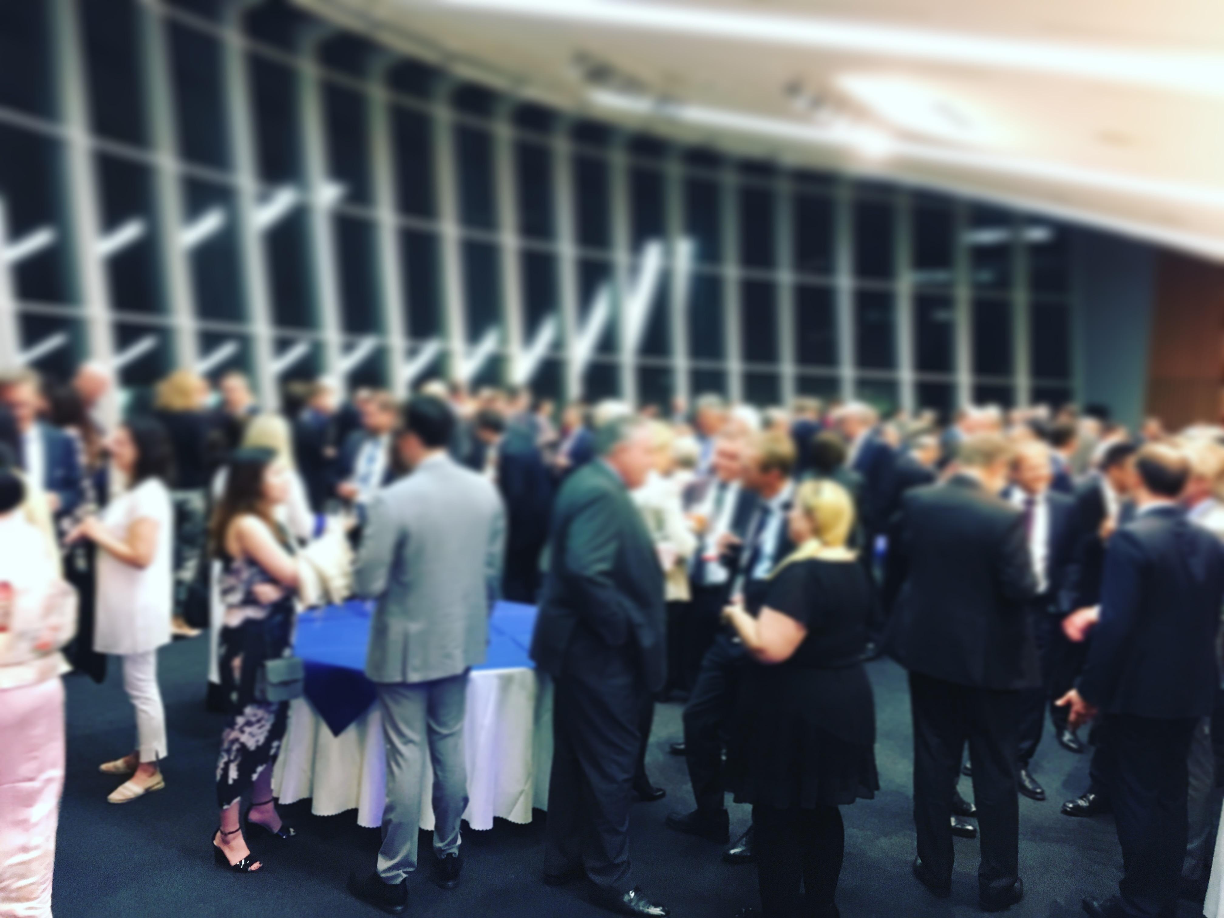 国際会議 日本科学未来館 パーティーケータリング