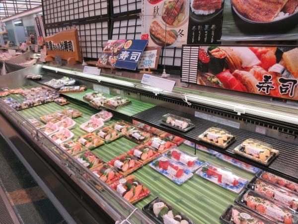 魚屋の寿司