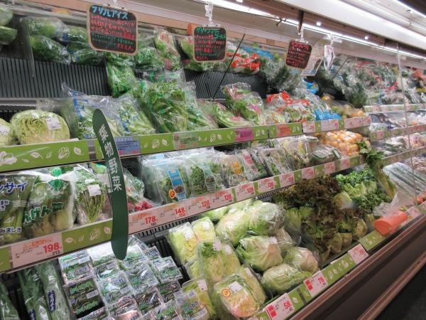 青果葉物野菜