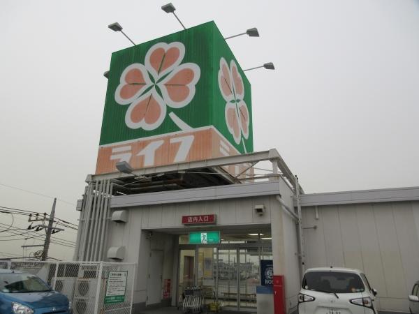 古びた屋上広告塔