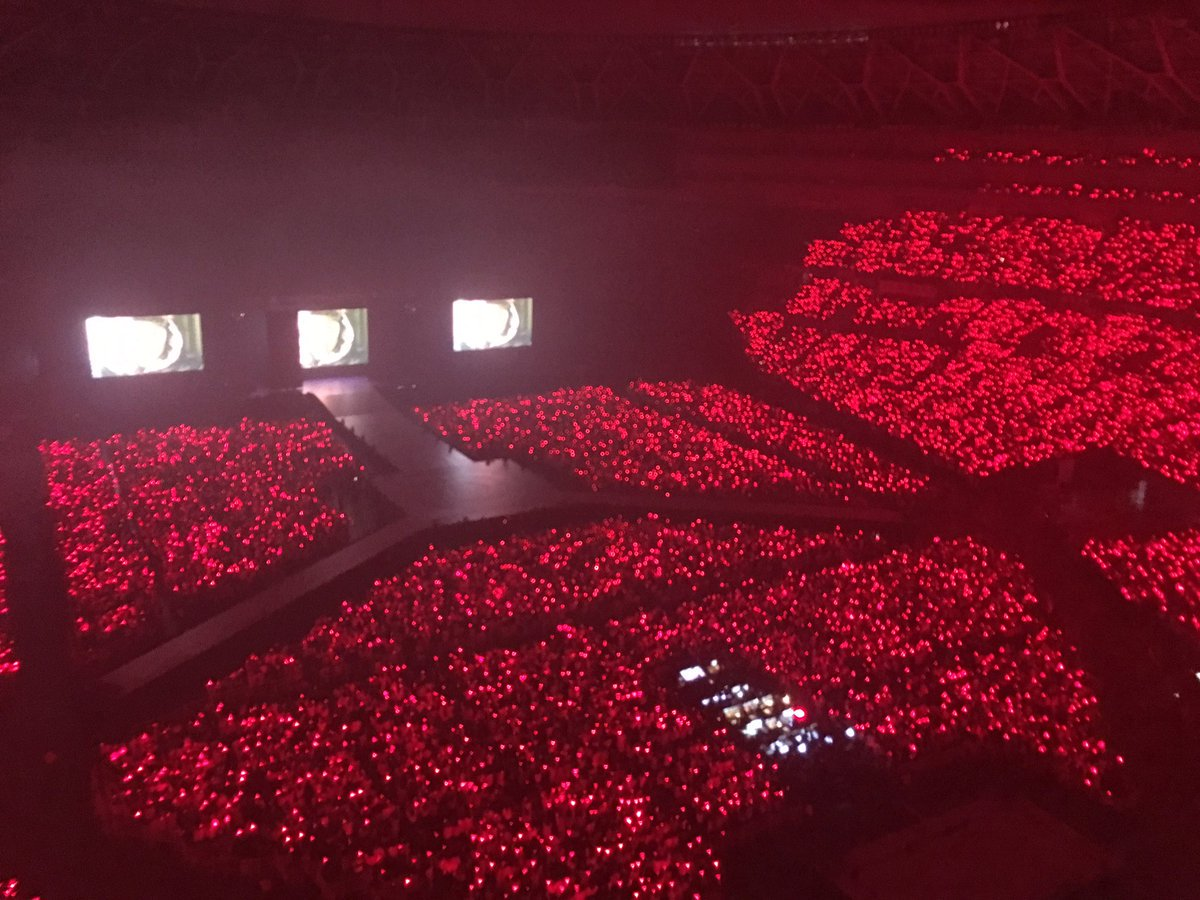 The Red ocean