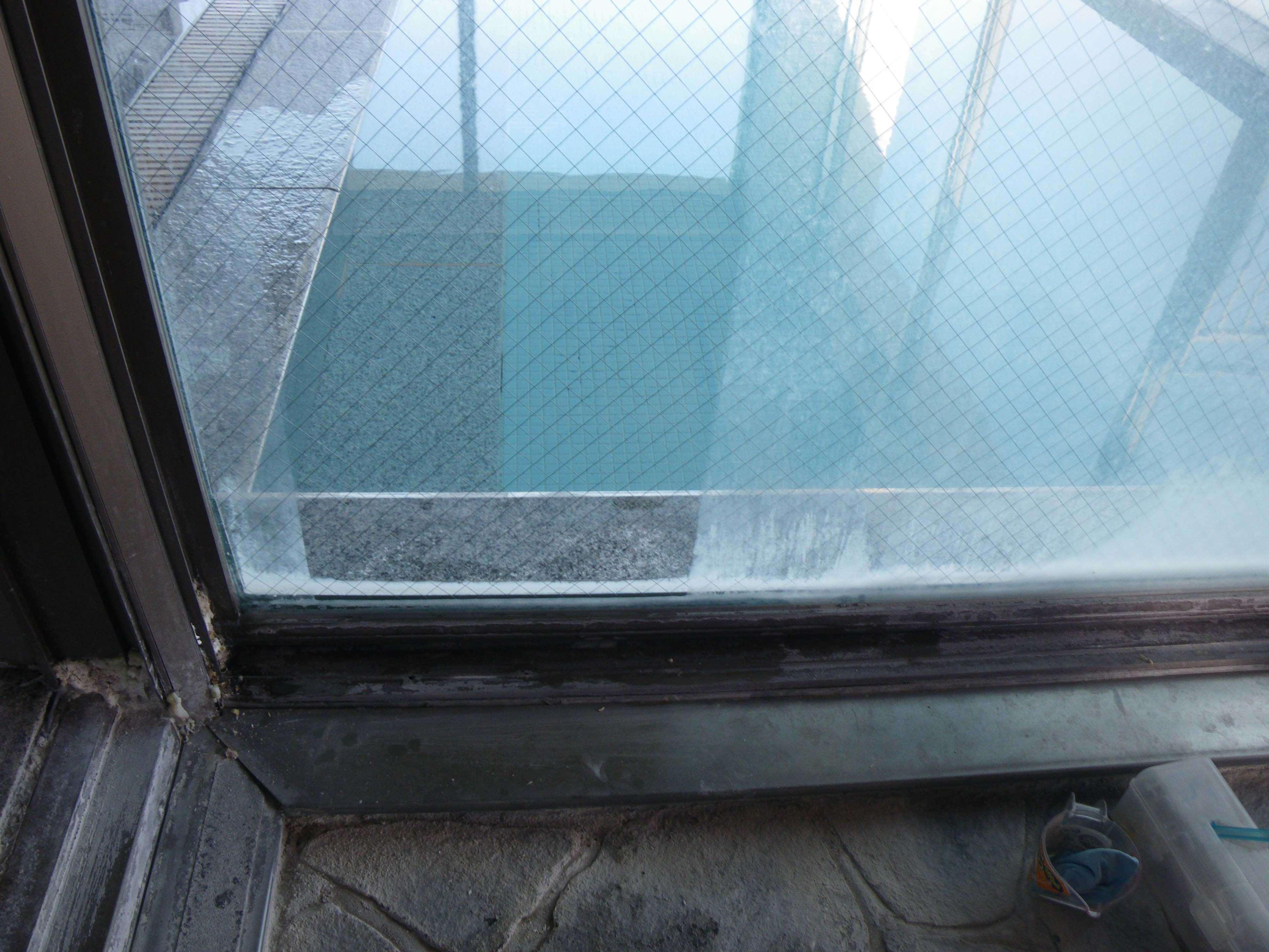 温泉ガラス1