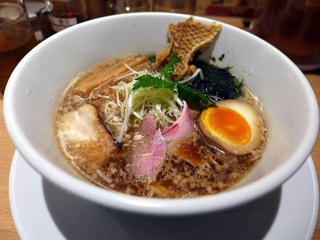 うまい麺には福来たる 西大橋店@01鯛香る醤油らーめん 並 1