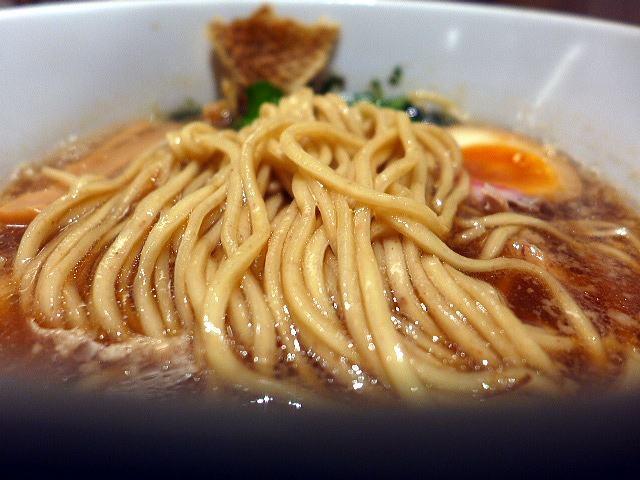 うまい麺には福来たる 西大橋店@01鯛香る醤油らーめん 並 3