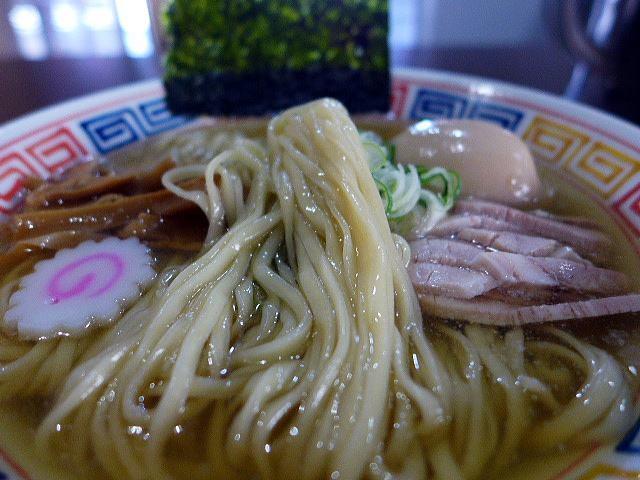 麺や 清流@10猫舌中華そば 3