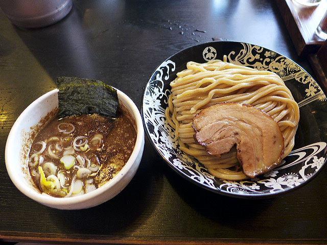 麺屋 たけ井 本店@03つけ麺並(280g) その2 1