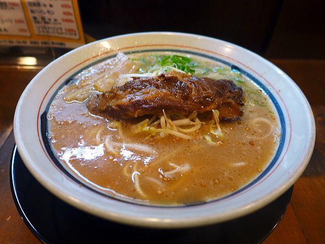 らー麺 大勝@01トロこつらー麺 1