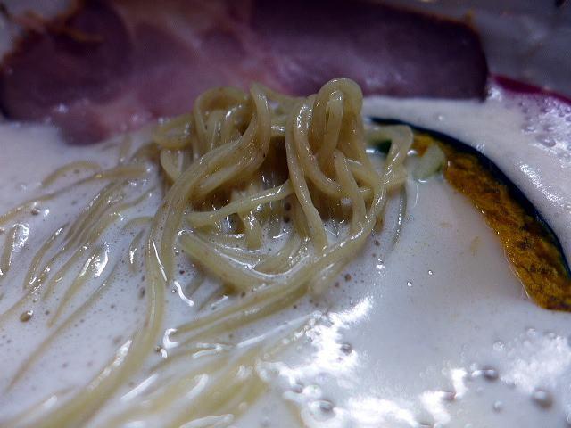 麺家 いさむ@01鯛カプチーノ仕立て 3