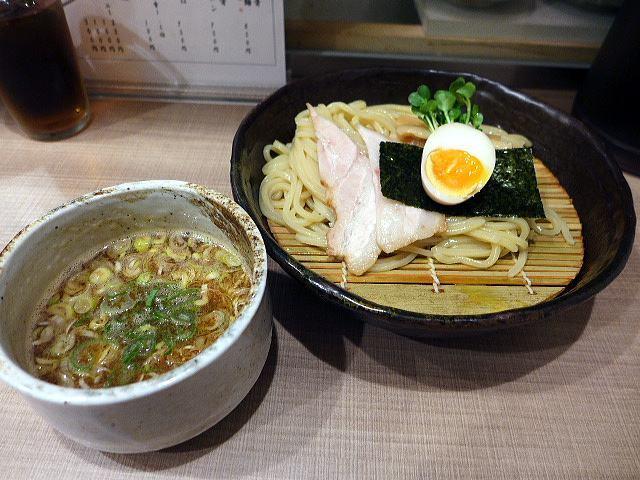 麺や 恵@01魚介鶏豚骨つけ麺 1