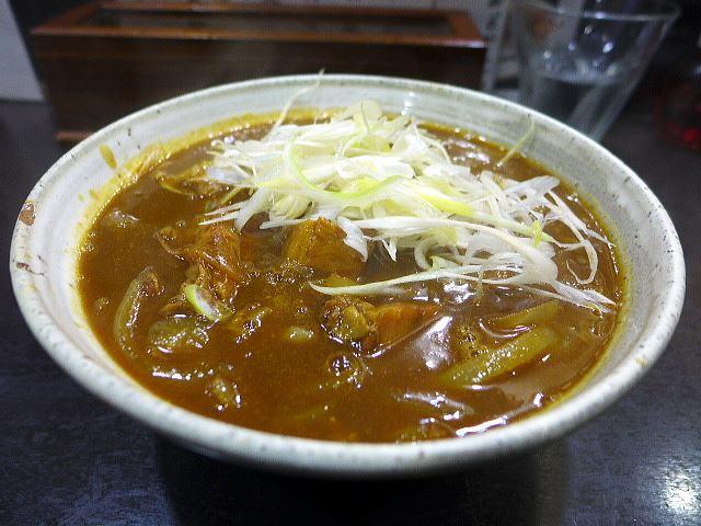 麺家 あき成@03カレーラーメン 1