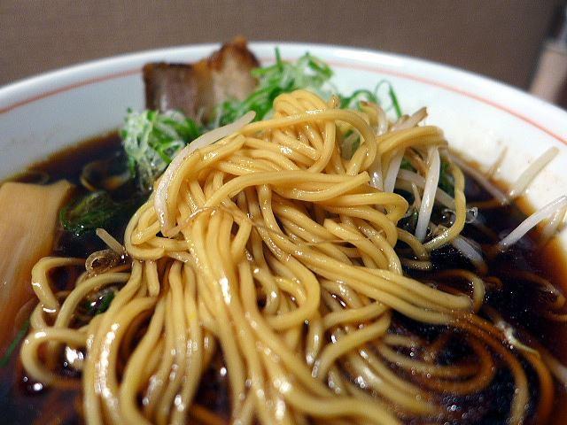 夜鳴きそば じぃ麺@01しょうゆらーめん(中) 3