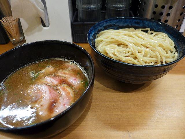 Ramen 辻@05(白湯)つけ麺 1