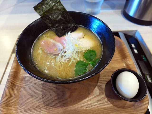 麺や ゆた花@02鶏パイタン麺 1
