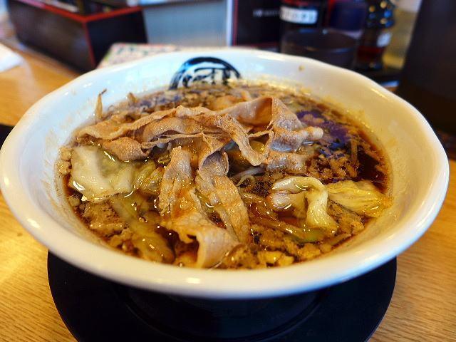 男のラーメン 麺屋 団長@05男の根性黒醤油 その2 1