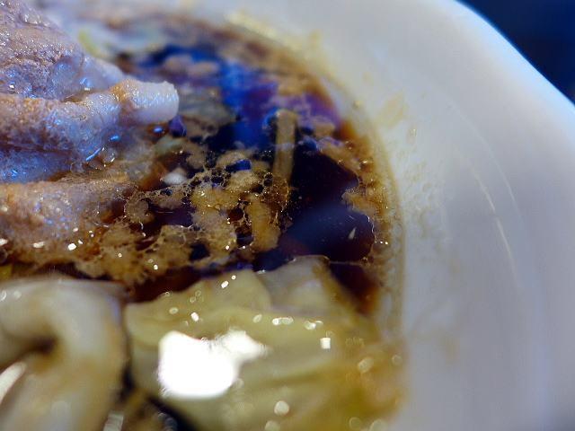 男のラーメン 麺屋 団長@05男の根性黒醤油 その2 2