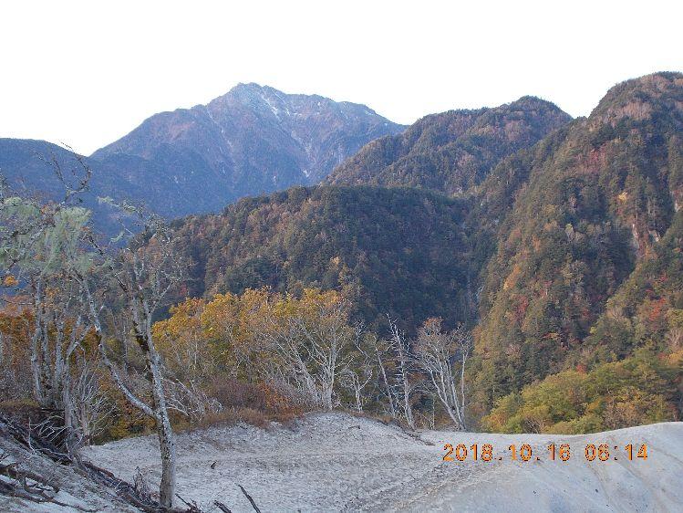 遥かな駒ケ岳