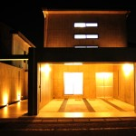 京都市北区上賀茂のRC造の家教徒,一級建築士事務所,注文住宅,モダン住宅,デザイナーズ住宅