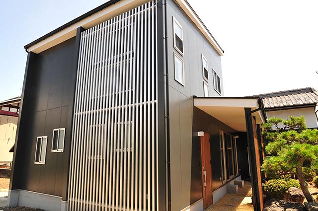 8滋賀県長浜市の和モダン注文住宅