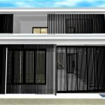 飛騨高山の宮川朝市の近くで古民家再生・構造部の見直し、間取り変更をし簡易宿泊施設に変更変更