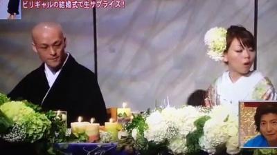 【芸能人サプライズ】SMAP5人がビリギャルの結婚式にサプライズ!・・・慎吾ママ登場!
