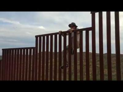 【笑える!】アメリカとメキシコの国境を越えるのがメチャクチャ簡単だった!