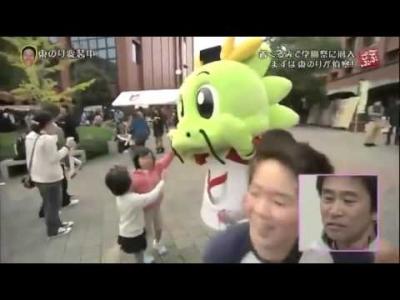 【芸能人サプライズ】浜田雅功&東野幸が龍谷大学の学園祭にサプライズ登場!