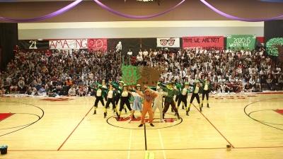 【スゴイ!】高校生の「オズの魔法使い」ダンスのレベルが鳥肌もん!