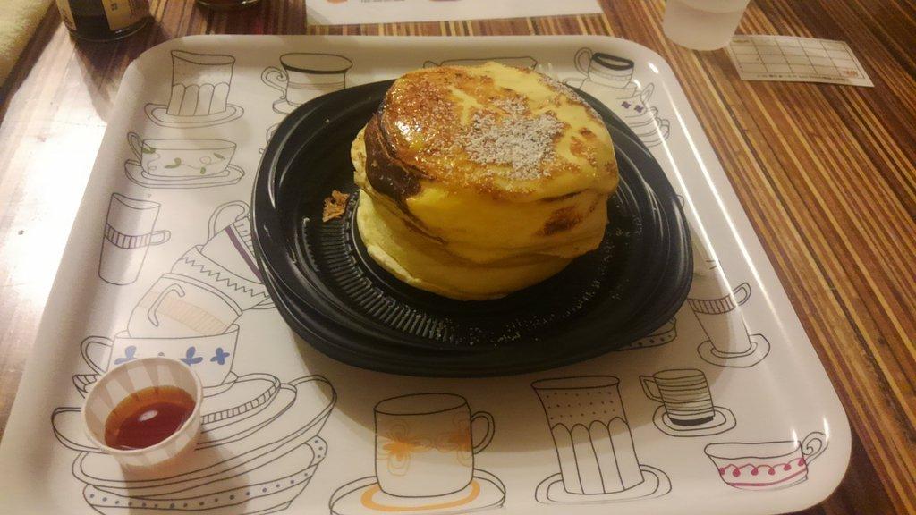えggg かふぇ パンケーキ2