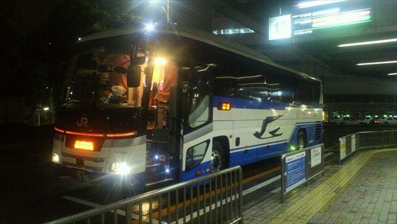 ドリーム静岡・浜松2号1号車