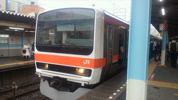 武蔵野線209系
