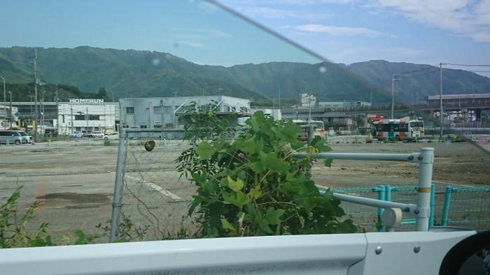 旧高知県交通一宮営業所