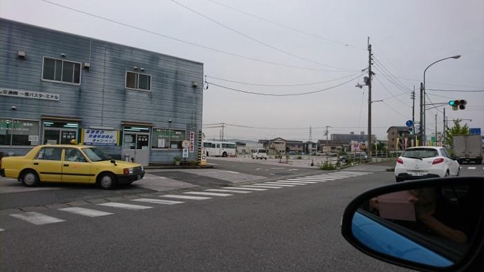 旧県交通一宮営業所